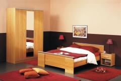 Bed - Closet