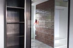 Chocolate Brown Mirrored Wardrobe