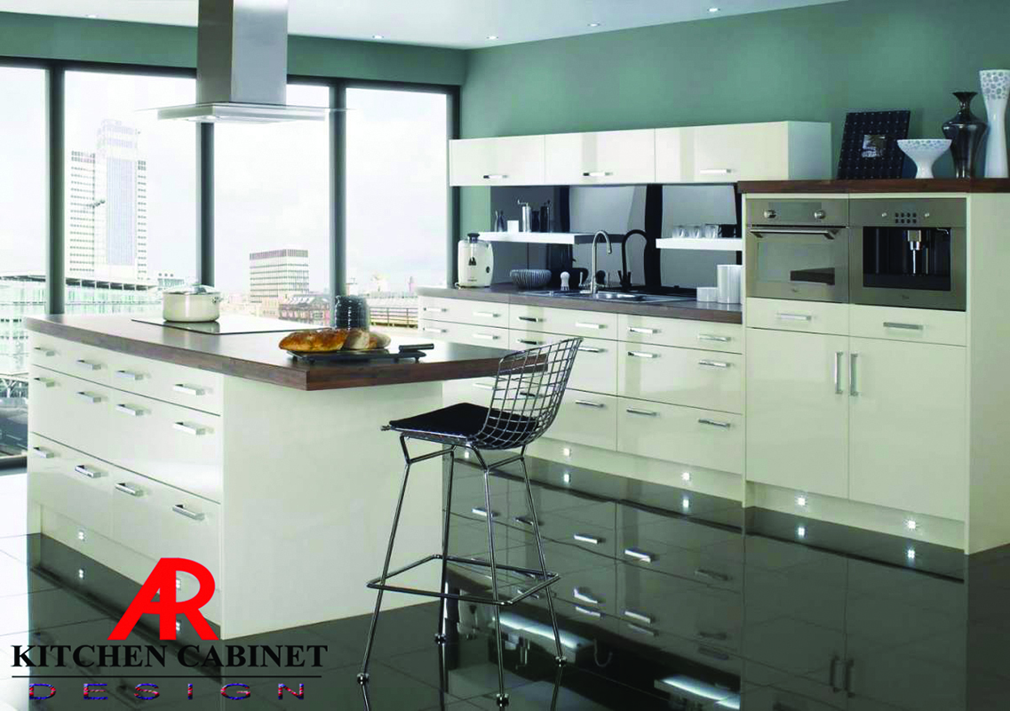 A modular kitchen design by ar kitchen cabinet the side of the room is complete